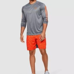 Under Armour Mens UA HeatGear Stretch Train Tapout